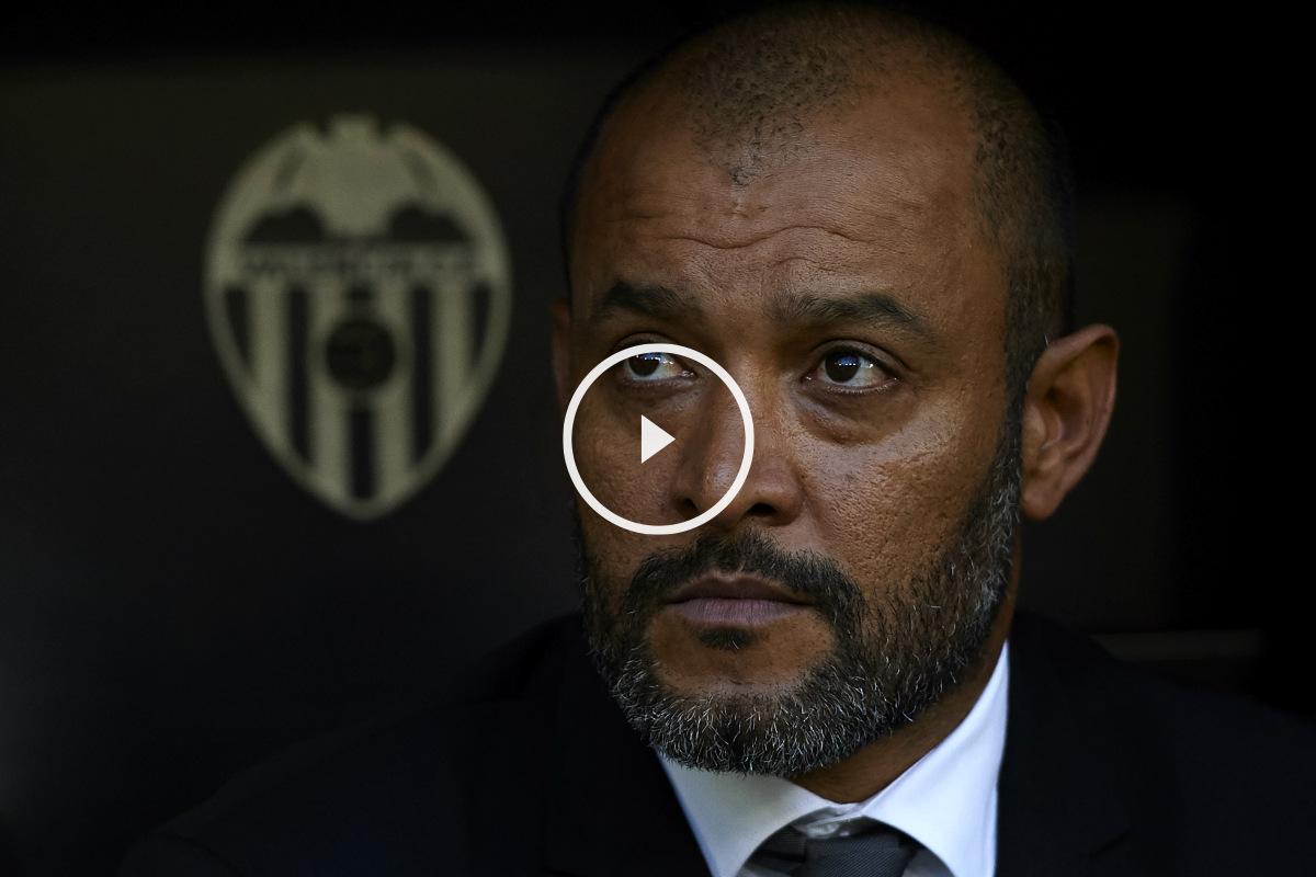 El Valencia hace oficial la salida de Nuno (Getty)
