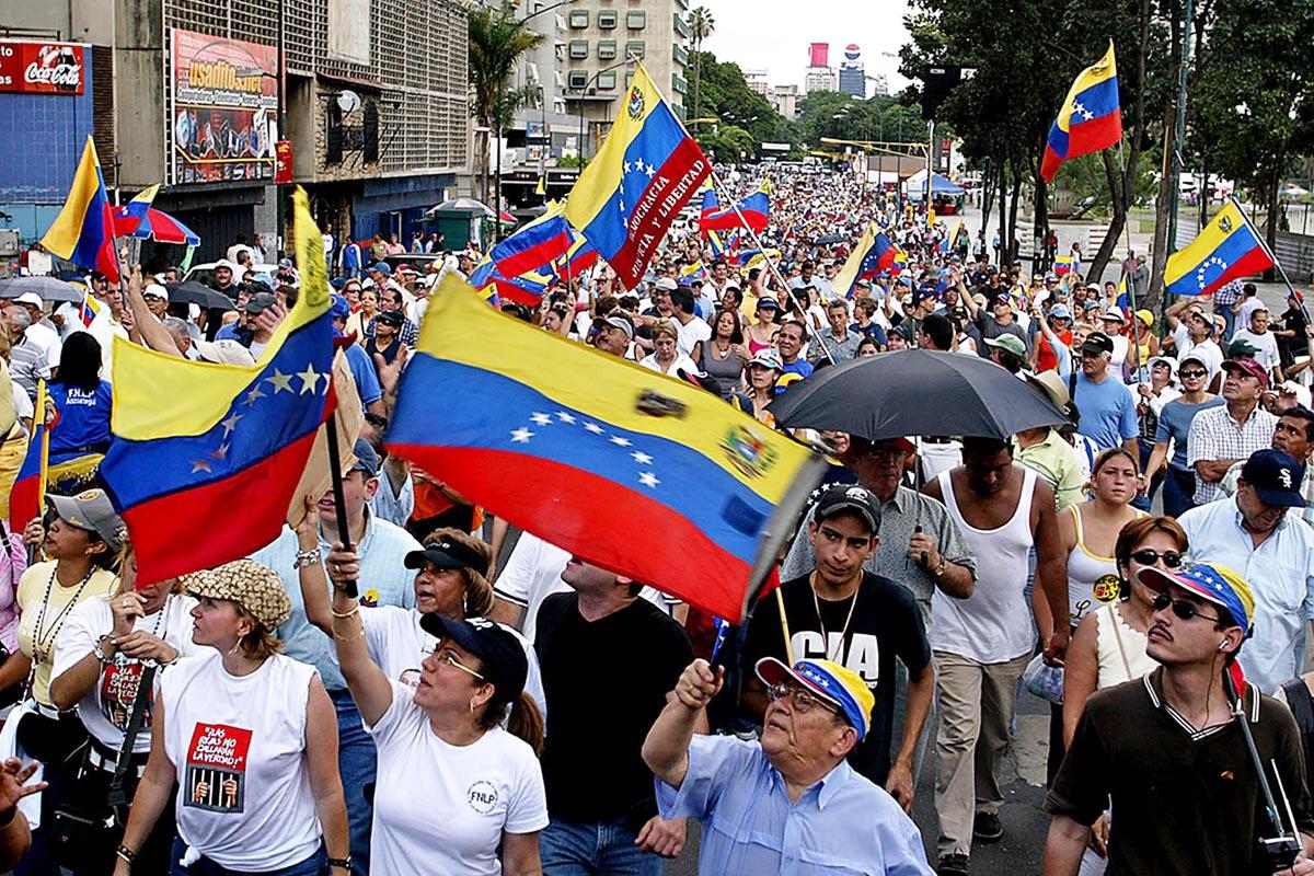 La oposición venezolana pide una reacción a escala internacional que frene hechos como el ocurrido. (Foto: AFP)