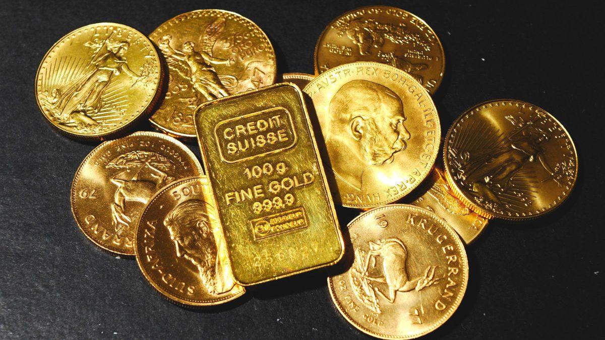 Oro (Foto: GETTY).
