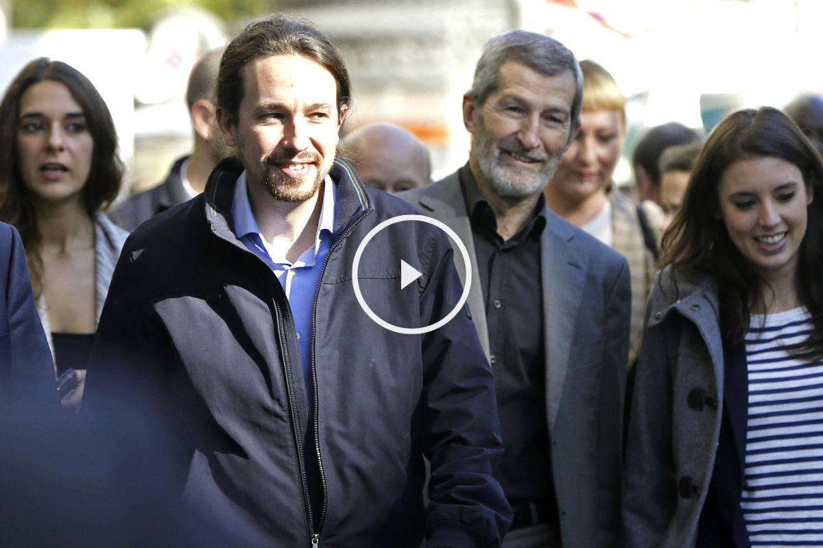 Pablo Iglesias en una reciente imagen (Foto: Efe)