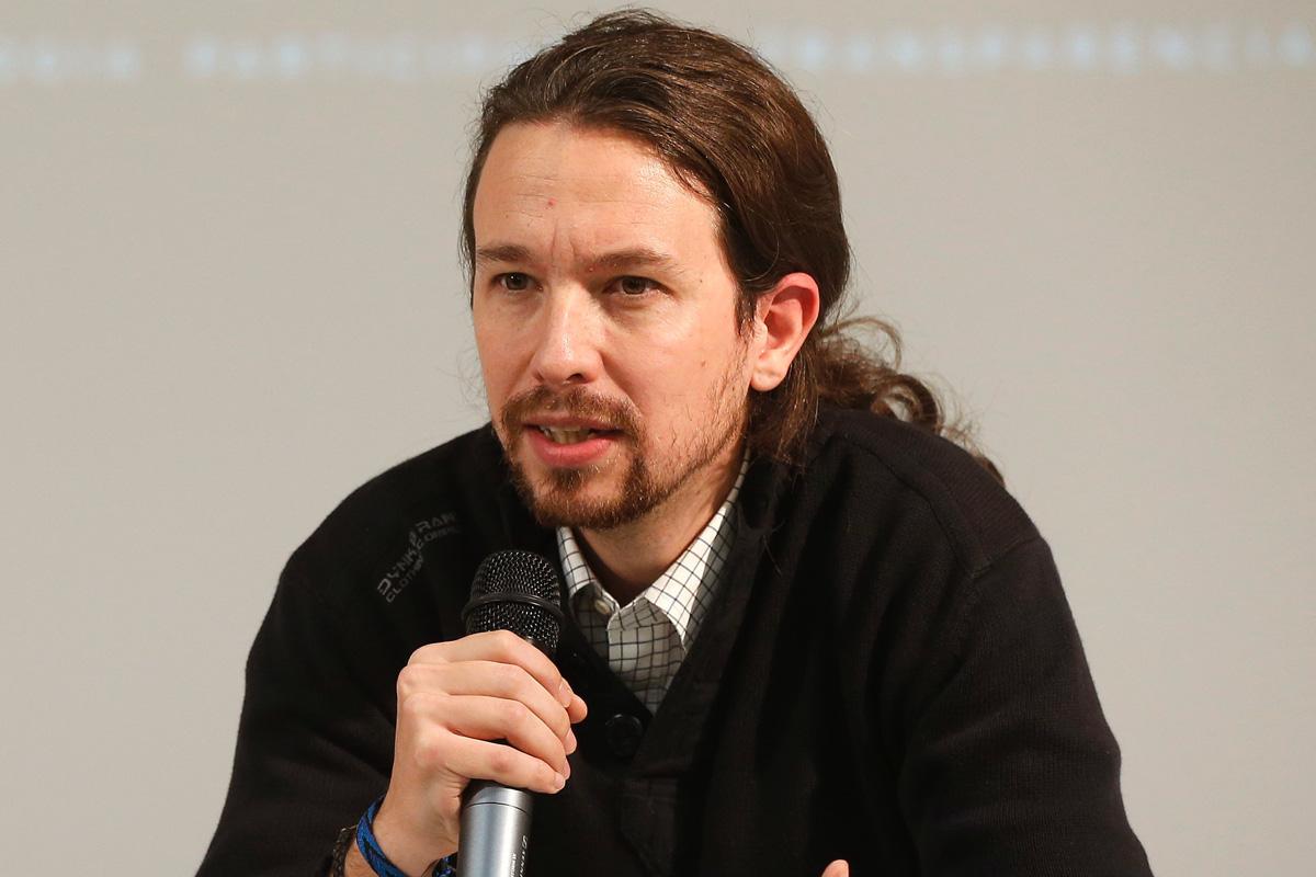 Pablo Iglesias, secretario general de Podemos y candidato a la Presidencia del Gobierno. (Foto: EFE)