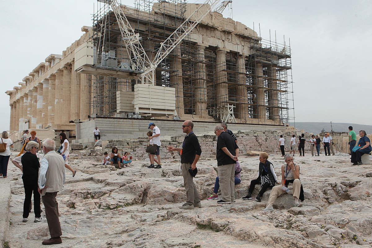 El Partenón (Foto: GUETTY).