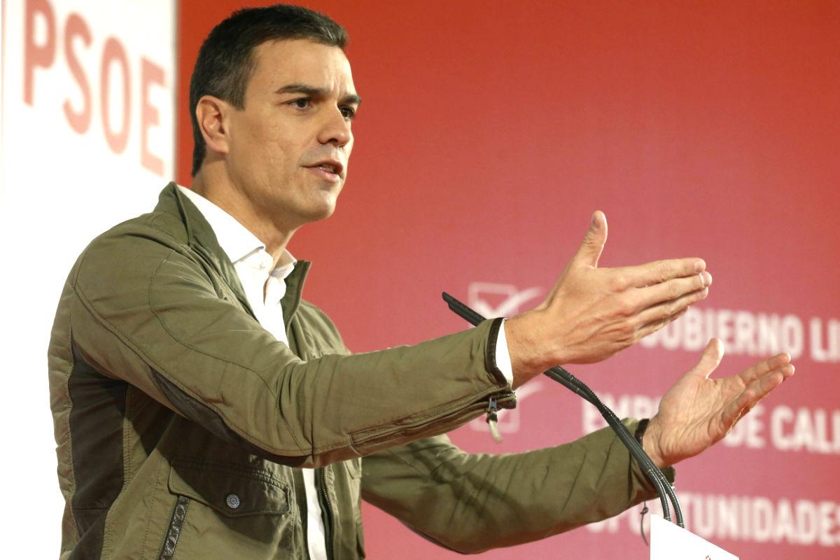 Pedro Sánchez-PSOE