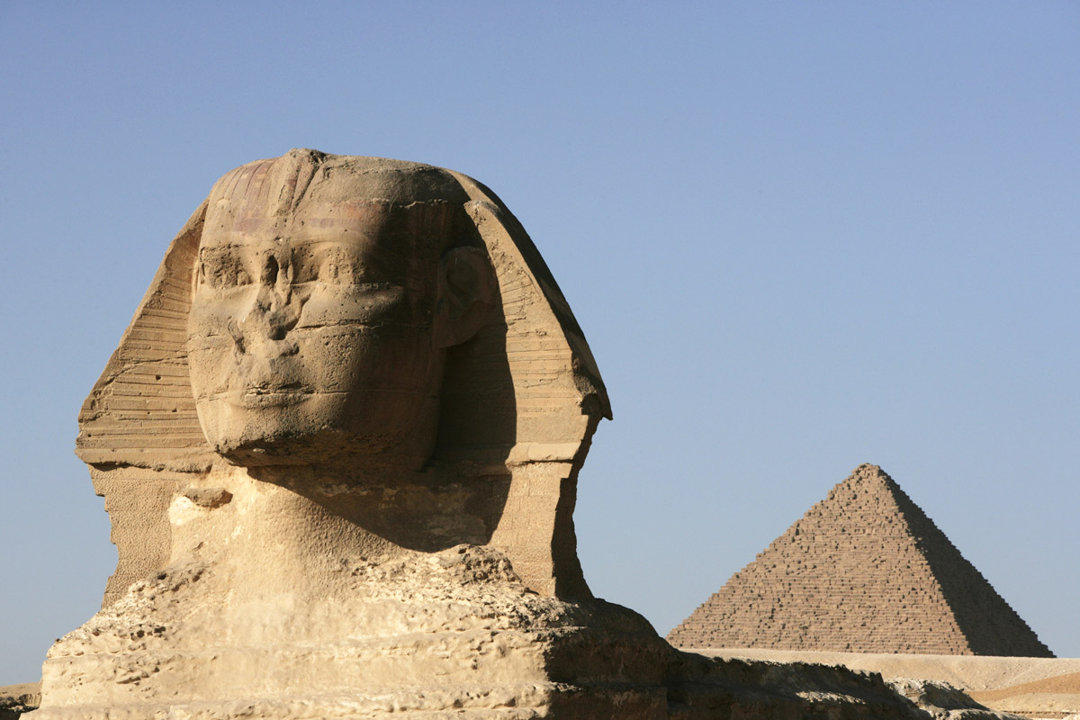 Pirámide de Keops. (Foto: AFP)