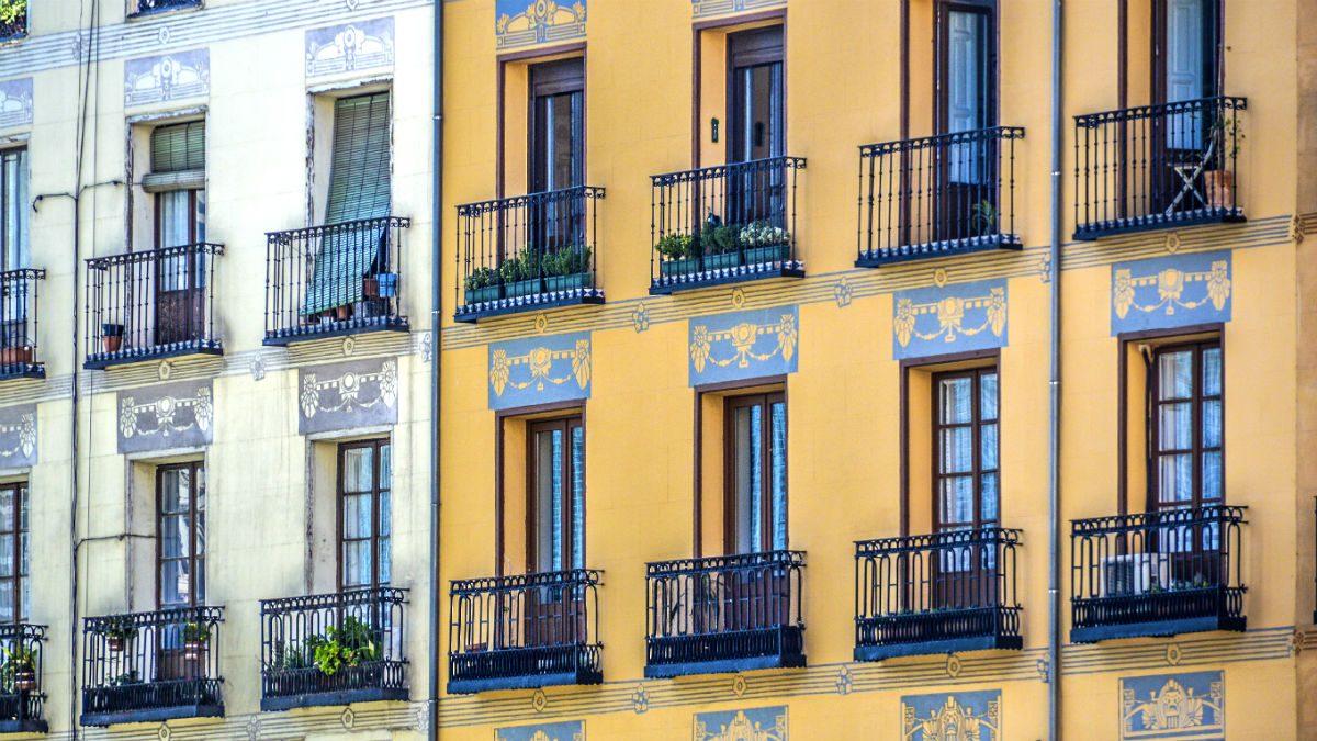 Un edificio de viviendas. (Foto: GETTY).