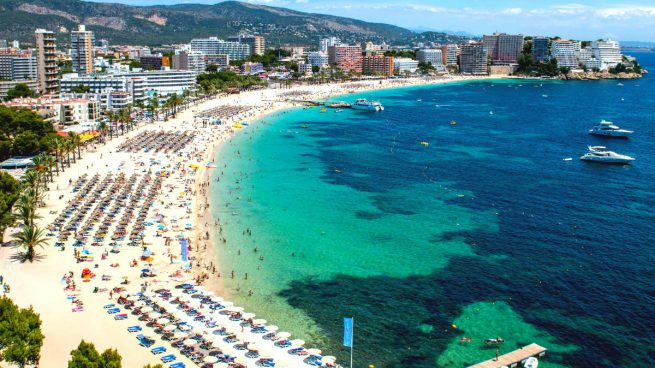 turismo - españoles