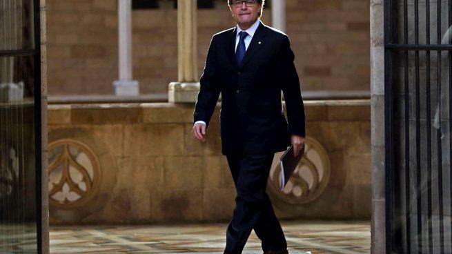 TSJC-Artur Mas-Manos Limpias
