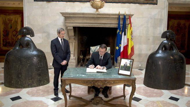 Rajoy: «No es una lucha entre religiones, sino una lucha entre barbarie y civilización»