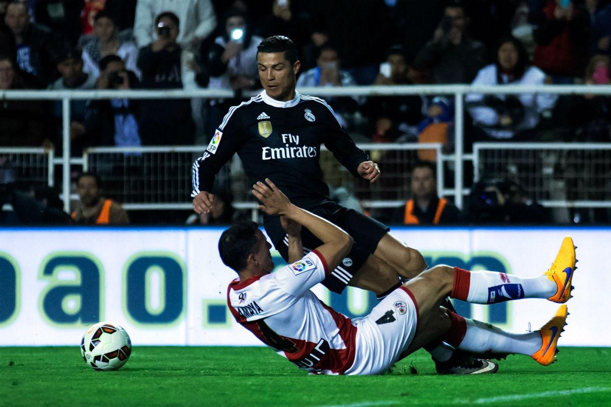 El Real Madrid jugará contra el Rayo a las 16:00 horas