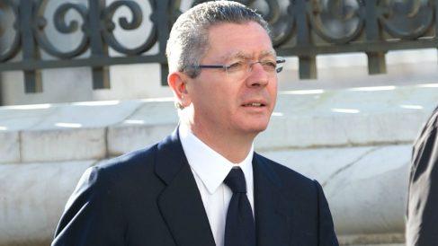 El ex ministro de Justicia Alberto Ruiz-Gallardón (Foto: GETTY).
