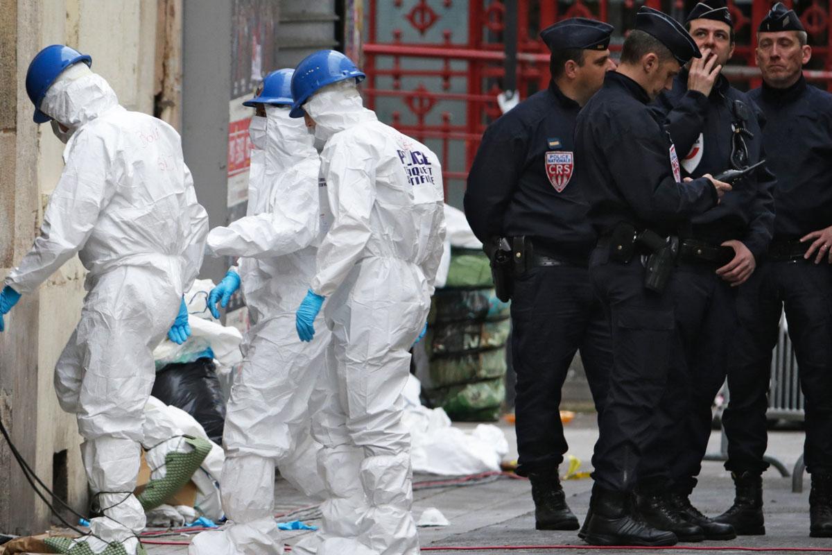 Hallado un nuevo cadáver en el apartamento de los terroristas de Saint-Denis