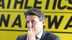 Sebastian Coe propone a la IAAF la suspensión de Rusia de todas las competiciones internacionales de Atletismo (Foto: AFP)