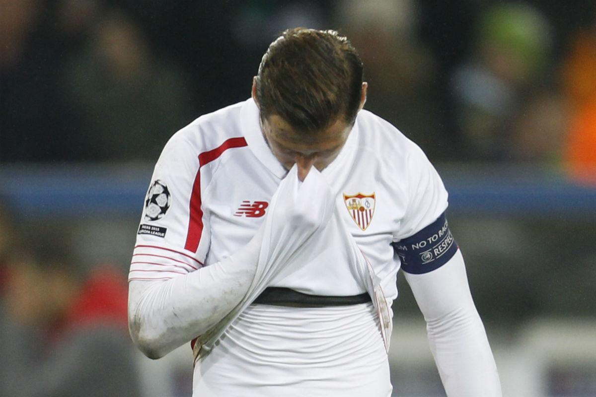 El Sevilla perdió en Alemania (Reuters)