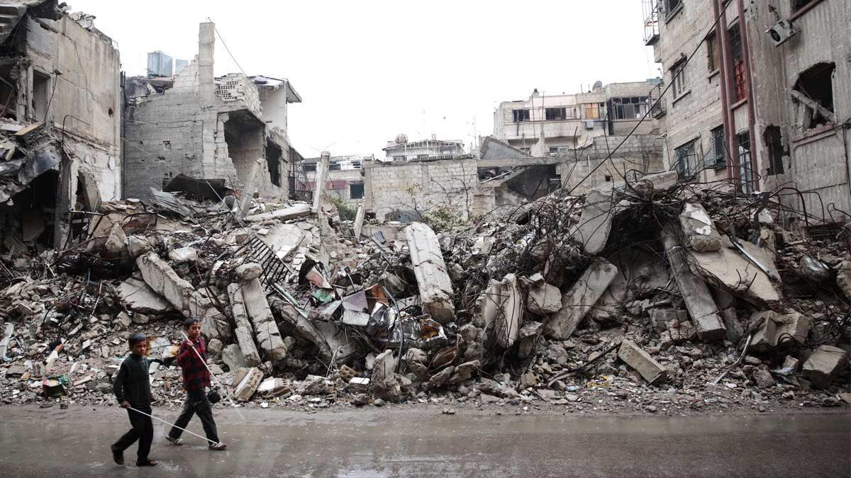 Los bombardeos de Rusia y Francia en Siria han puesto en fuga a dirigentes de EI. (Foto: AFP)
