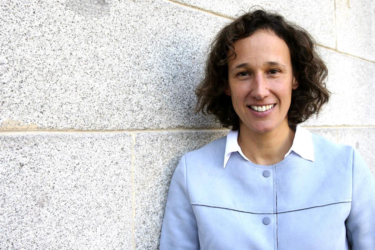 La directora de la Oficina Española de Cambio Climático (Foto: Efe)
