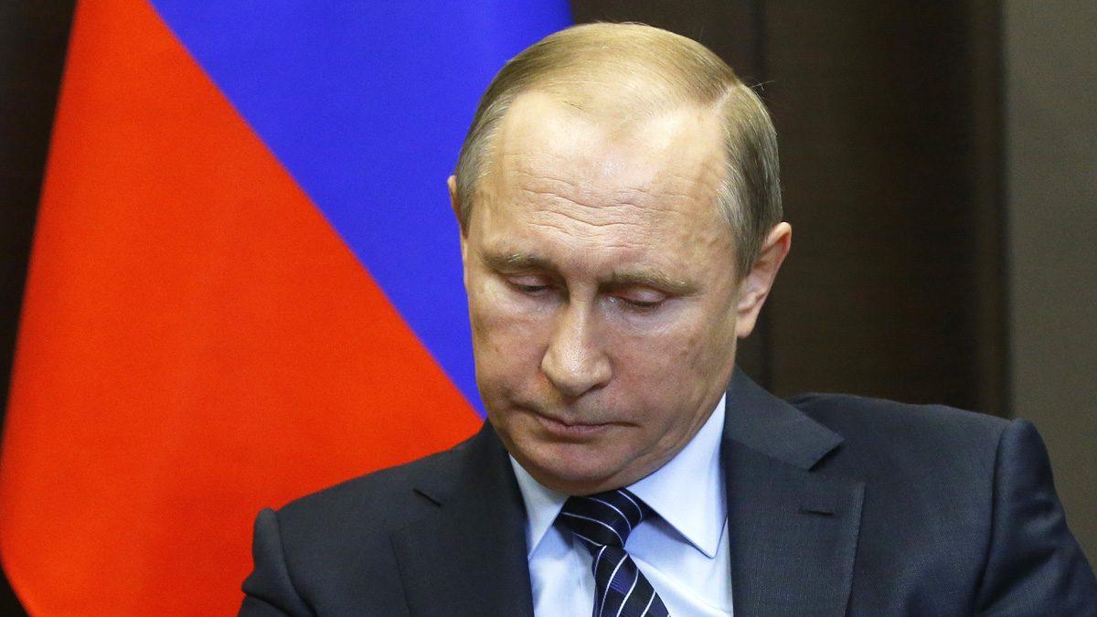 Vladimir Putin, presidente de Rusia. (Foto: AFP)