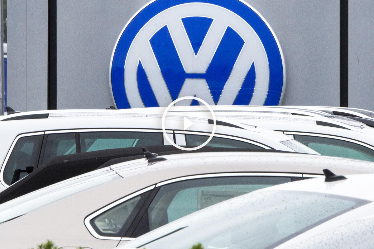 Soria avanza que la marca deberá devolver hasta 50 millones si los modelos se compraron con ayuda estatal. (Foto: AFP)