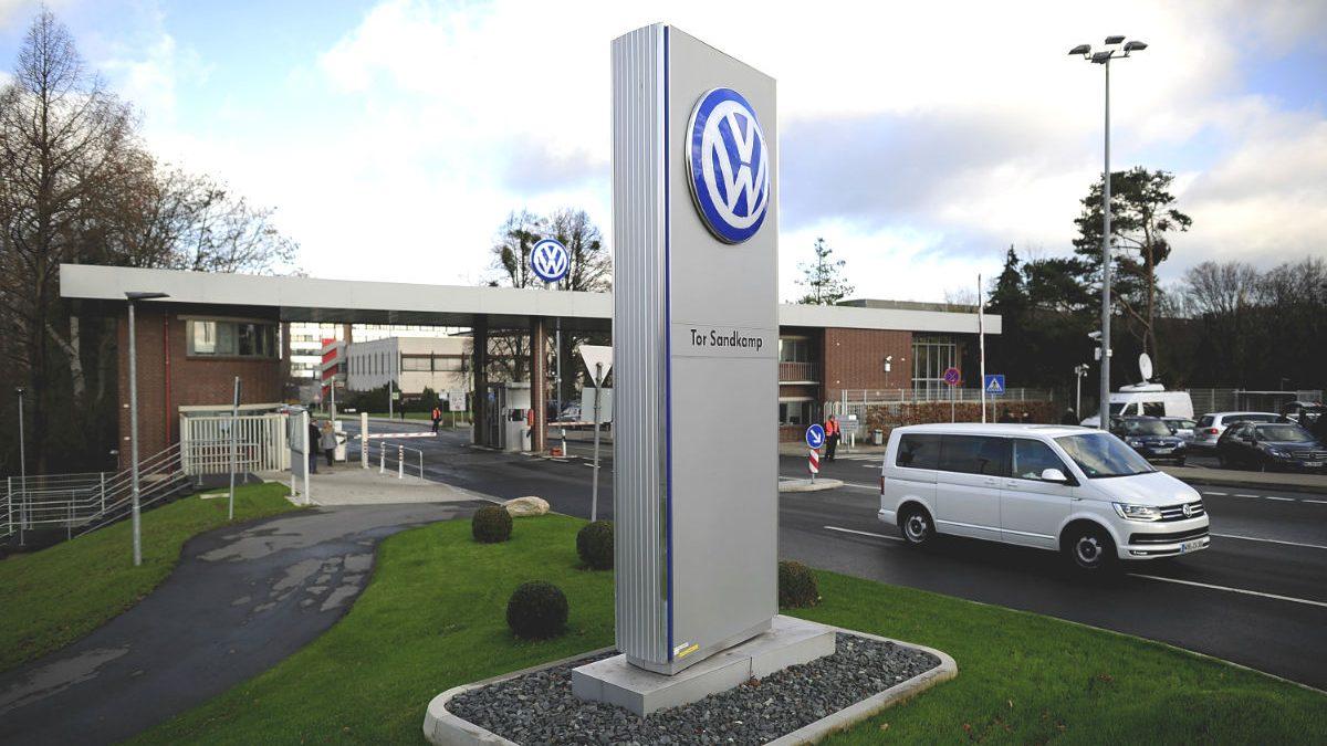 Instalaciones de Volkswagen en Wolfsburgo (Foto: GETTY).