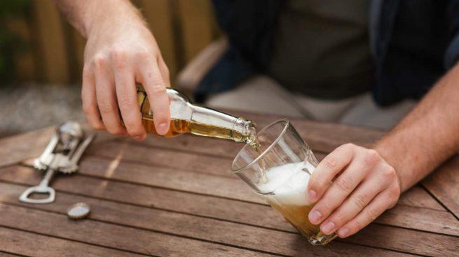 Cerveza y alcohol