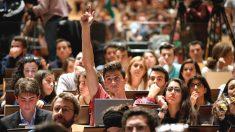 Alumnos en una Universidad pública española (Foto: GETTY)