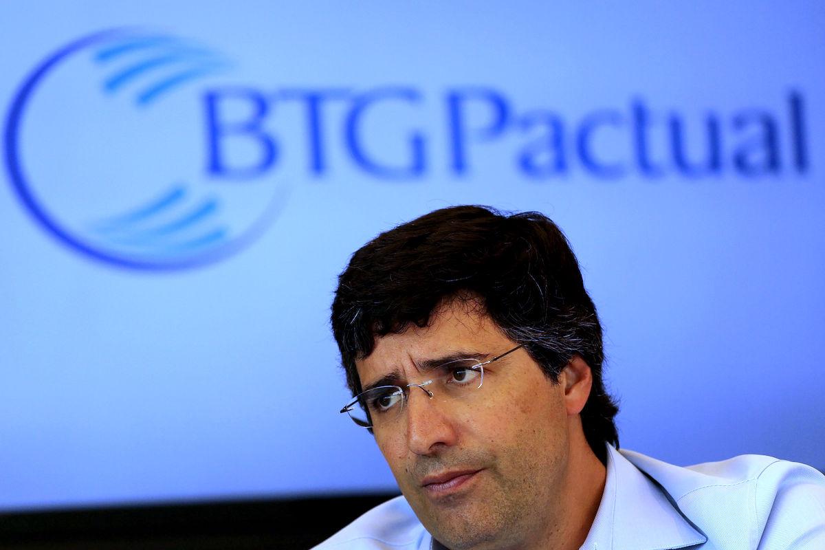 El ex CEO de BTG Pactual, André Esteves. (Foto: Reuters)