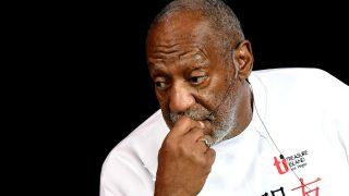 El actor y presentador americano Bill Cosby en una de sus últimas apariciones ante los medios de comunicación. (Foto: Getty)