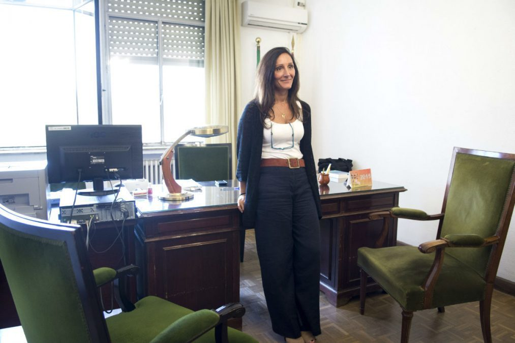 María Núñez Bolaños, juez instructora del caso ERE.