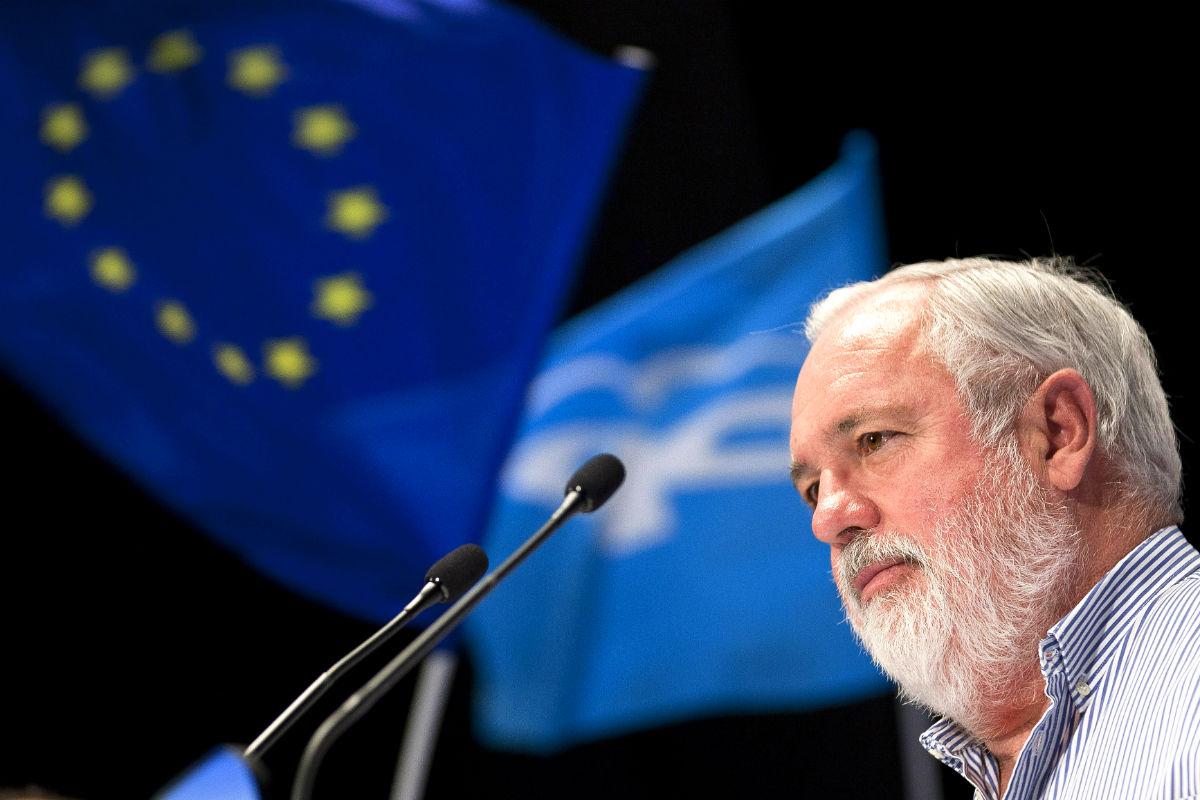 Miguel Arias Cañete, comisario europeo de Acción por el Clima y Energía (Foto: Partido Popular).