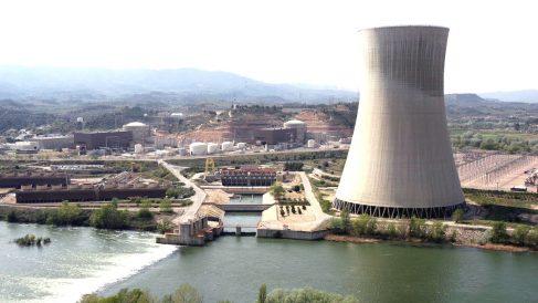 Central nuclear de Ascó.