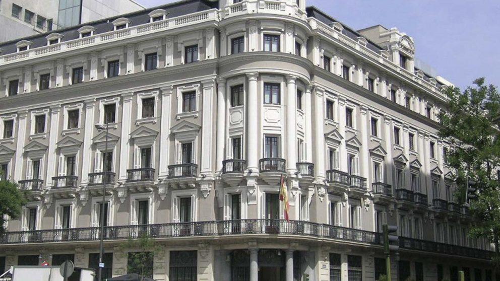Sede de la CNMC en Madrid. (Foto: CNMC)