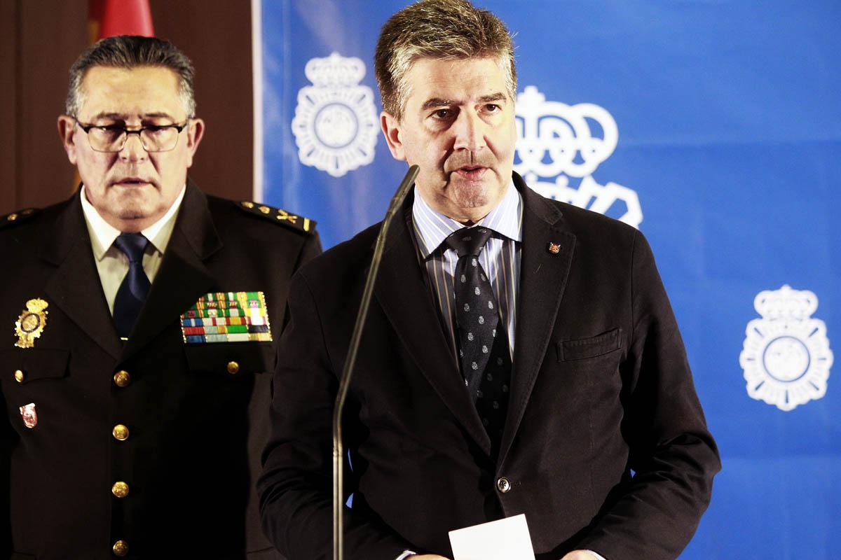Ignacio Cosidó, portavoz del PP en el Senado y ex director de la Policía
