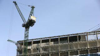 Edificio de viviendas en construcción (Foto: GETTY)