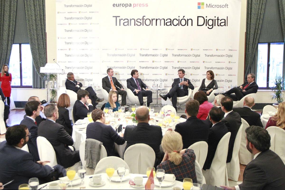 Encuentro bancario digital