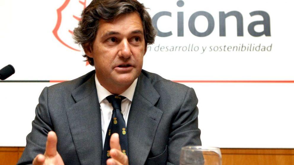 El presidente de Acciona, José Manuel Entrecanales. (Foto: EFE)