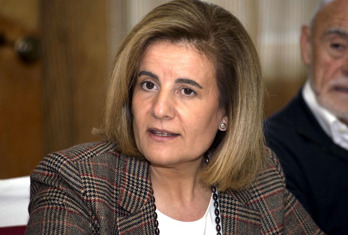 La ministra de Empleo, Fátima Báñez (Foto: Efe).