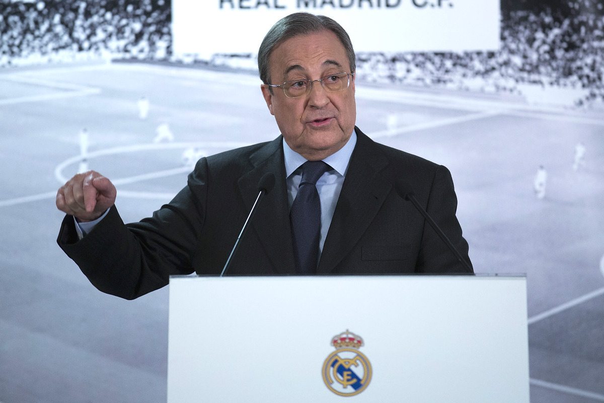 Florentino Pérez fue quien propuso a Paco Gento para el puesto.