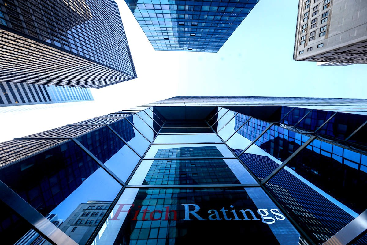 Sede de Fitch Ratings. (Foto: GETTY)