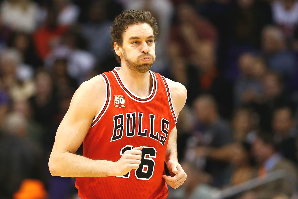 Pau Gasol no estará en el All Star.