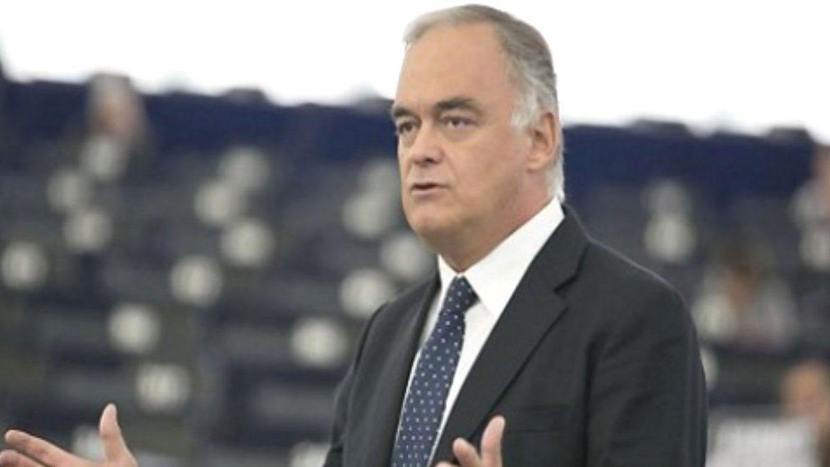 Esteban González Pons en el Parlamento Europeo. (Foto: PP)