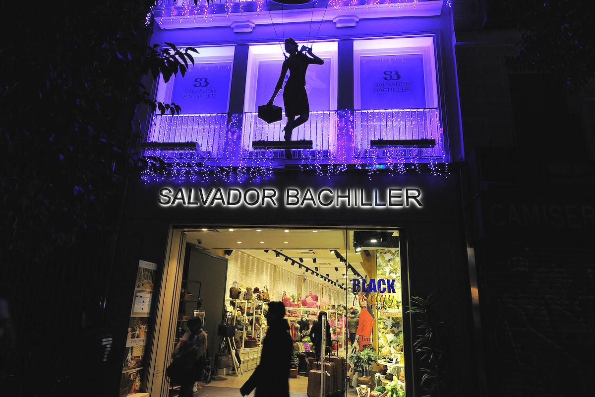 Imagen de una tienda en Madrid (Foto: GETTY)