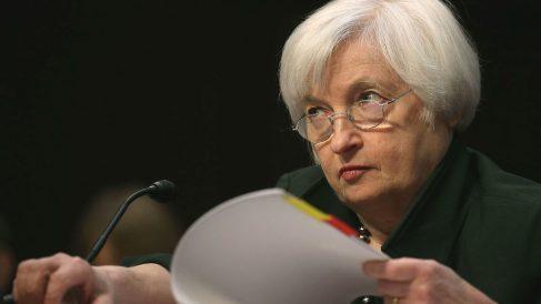 Janet Yellen, presidenta de la Fed. (Foto: Getty)