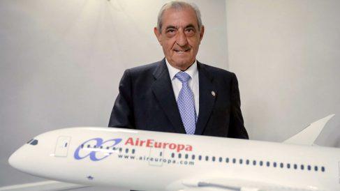 El presidente de Globalia, Juan José Hidalgo. (Foto: EFE)