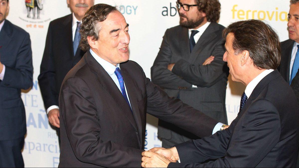 Juan Rosell presidente de la CEOE (Foto: GETTY)