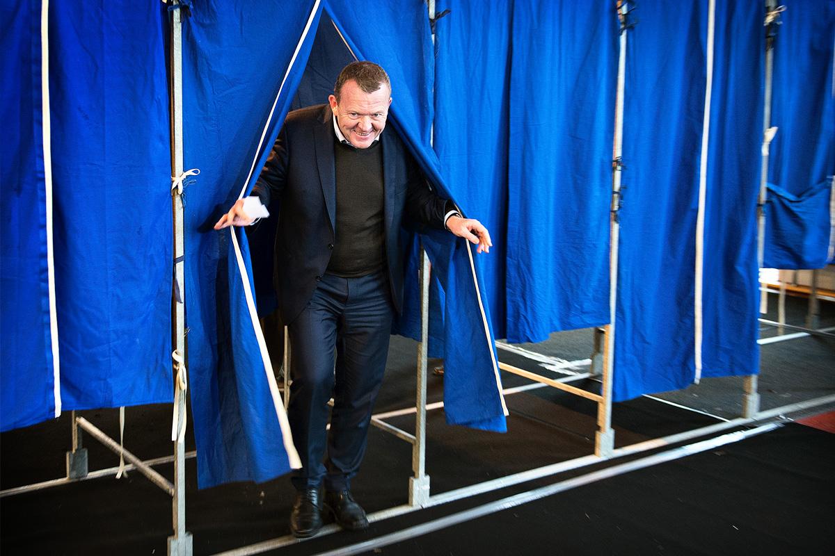 Lars Lokke Ramussen, primer ministro danés. (Foto: AFP)