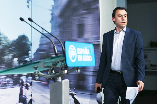 El vicesecretario de Organización del PP, Fernando Martínez-Maillo. (Foto: PP)