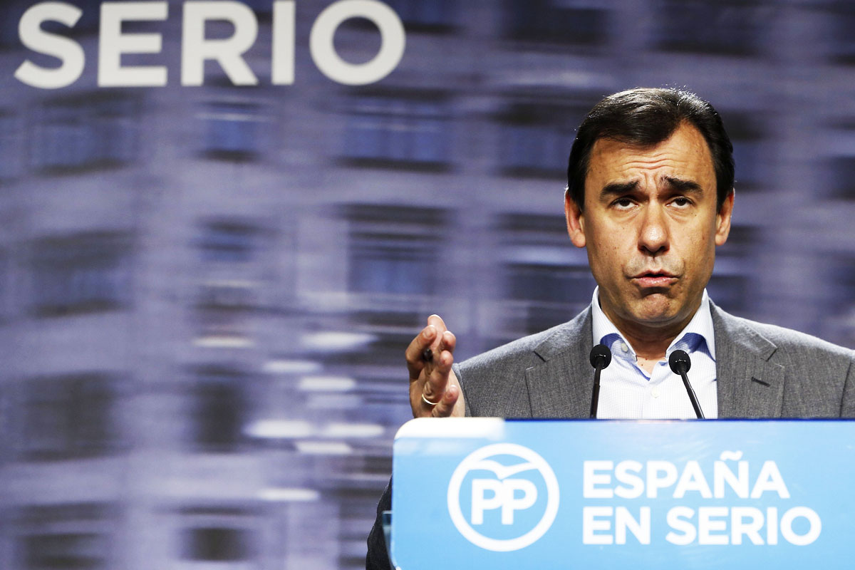 Fernando Martínez Maíllo, vicesecretario de Organización del PP (Foto: EFE)
