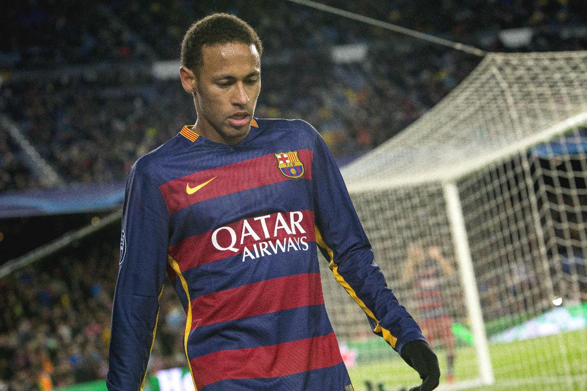 Neymar no sabe nada del Real Madrid.