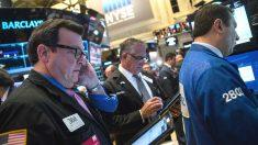 Operadores bursátil en Wall Street (Foto: GETTY)