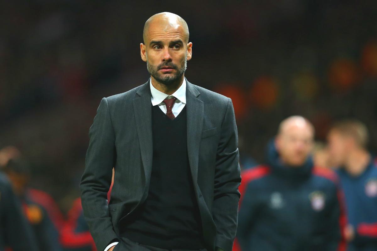 Pep Guardiola entrenará el año que viene al Manchester City.