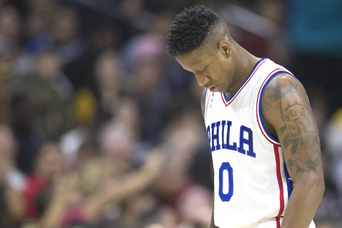 Philadelphia llevaba tres temporadas abochornando a la NBA con su juego.